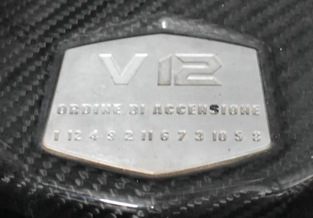 ADJUDECAT - Autoturism Lamborghini Aventador LP 700-4 Roadster (an 2014)