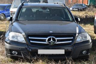 Mercedes-Benz GLK 320 CDI 4MATIC (an 2008)