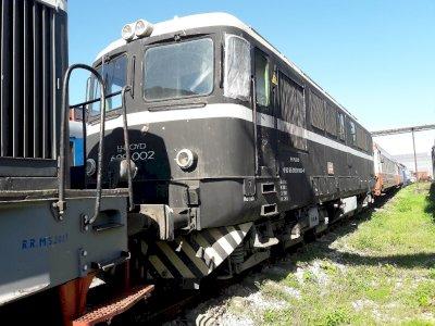7. Locomotiva 002-4 (a II-a Licitatie)