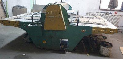 ADJUDECAT - Mașină de ștanțat, specializată pe debitare a cutiilor de carton - lățimea lucru 1780mm