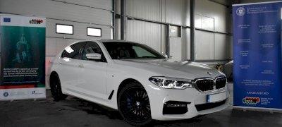 NEADJUDECAT-Autoturism BMW 540d xDrive (an 2017)