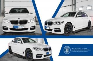 ADJUDECAT - Autoturism BMW 540d xDrive (an 2017) - a doua licitație