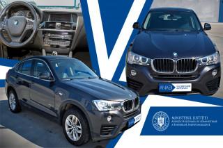 ADJUDECAT - Autoturism BMW X4 xDrive 2.0D