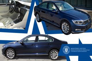 NEADJUDECAT - Autoturism Volkswagen Passat (2015)
